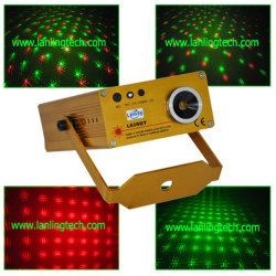 100mw RGY Mini Fireworks Twinkling Laser