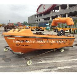 Utilisé pour la vente de bateaux de sauvetage