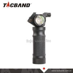 L'aluminium d'avancement vertical grip W/Lampe torche à LED et Laser Vfg03