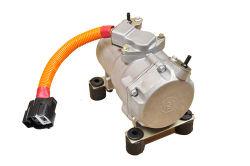Carro automático DC compressor eléctrico