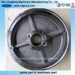عملية ANSI الكيميائية بالطرد المركزي Zlt 196 وZlt Mark III غطاء المضخة في الفولاذ المقاوم للصدأ بواسطة صبوب الرمل