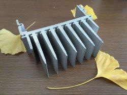 Штампованный алюминий лом алюминия 6063 Экструзионный радиатор