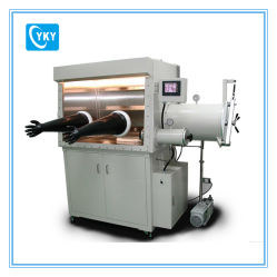 Boîte à gants secs avec système de purification de l'humidité (H2O < 1 ppm) pour la recherche de la batterie Li-ion - Vgb-7H2