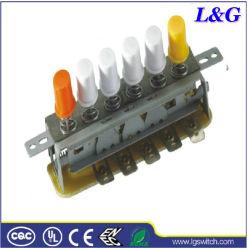 SGS مفتاح 6 موقف التبديل دفع ( 3900 )
