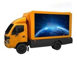 بديعة واضحة صورة [ب10] شاحنة عربة متحرّك [فولّ كلور] [لد] عرض لأنّ حادث