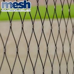政府のプロジェクトのステンレス鋼ワイヤーロープの金属の網