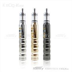 Verde e saudáveis e K200 E O acendedor de cigarros com X8 Atomizador vapores enorme
