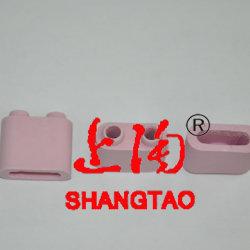 Cuentas de cerámica de Alumina para calentador de almohadilla (relleno de alivio de tensión perlas de calentador)