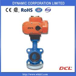 Dcl actionneur électrique antidéflagrant, IP68 et NEMA 7 pour la bille et vanne papillon, chimiques, Winery, pétrolières et du gaz, ATEX, CSA, UL, de la Zone1 et la Division 1