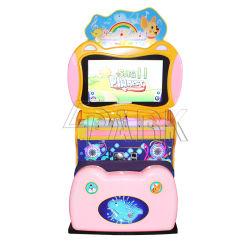 Intérieur mini-jeu d'arcade du simulateur de Piano Musique de l'équipement de jeu d'attractions de la machine