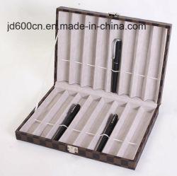 Boîte cadeau élégant stylo plume Double-Deck/emballage