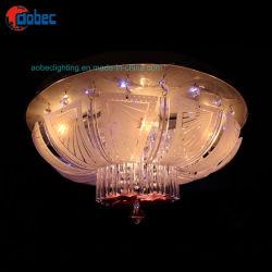 Lustre en cristal/Crystal lampe de plafond