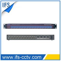 Receptor UTP activo Video Balun (16CH) (IBN-416)