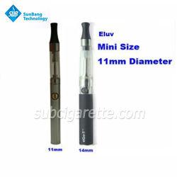 Les plus populaires Eluv, EGO V, EGO W, EGO T, EGO CE4, EGO, vaporisateur Twist E cigarette Cigarette électronique avec Cartomizer