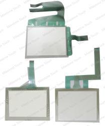 Écran tactile de la membrane du panneau de verre pour pro-visage Gp2401h-SH 28806141-24V/GP2400-tc41-24V/GP2400-tc41-24V-M/3180034-01 GP2401-tc41-24v