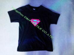 Nouveau design EL voix chaude de coton T-Shirt Flash