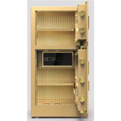 Считыватель отпечатков пальцев Сейф блокировки с двойной двери