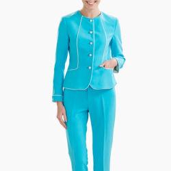 Nuova signora Coat Pant Nurse Uniform di modo di stile