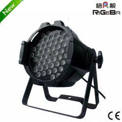 48 LEDs RGBW 3W proyector LED de interior