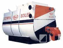В Olpy Hull-Type бойлер горячей воды