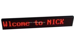 La publicité de texte Message LED Mobile signe (NK-LSS)