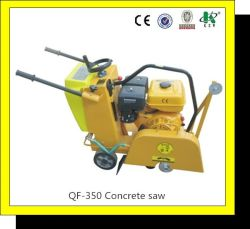 """Конкретные пилы режущего оборудования (QF-350 /14"""")."""