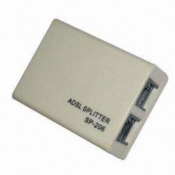 Splitter ADSL per RJ11 e RJ45