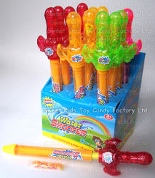 Super Squay Gun Toy Candy(120425)