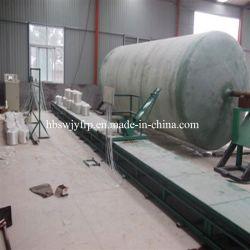 De Verticale Apparatuur van de Machine van de Tank van de Opslag FRP GRP Windende