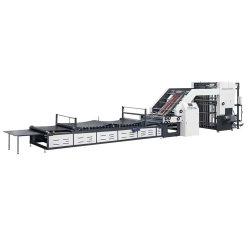 알루미늄 호일 플라스틱 종이 컵 필름 레이블 롤 스탬핑 다이 플루트 라미네이팅 기계의 절단/펀칭/슬팅 Flexo Flexographic Printing 코팅 엠보싱