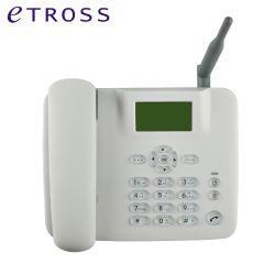 GSM de telefonía inalámbrica fija de teléfono Cordless Desktop