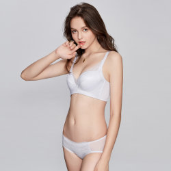 Dames Underwear Sexy V-Vormige Lace Bra Lingerie