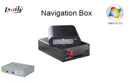 Boîte de navi GPS Auto pour voiture Chef d'unité (JVC)