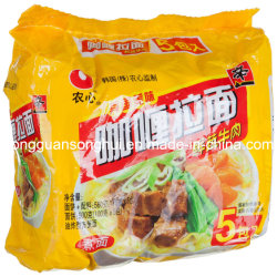 De fideos instantáneos envases de plástico/Bolsa Bolsa de fideos instantáneos/bolsa de comida