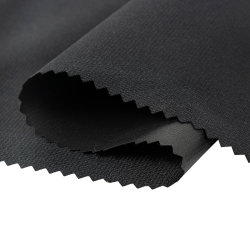 Tessuto rivestito respirabile libero impermeabile dell'unità di elaborazione della ratiera del poliestere riciclato 100%