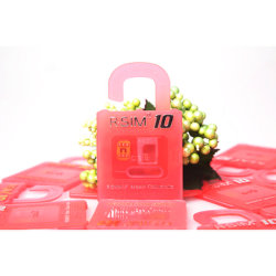 Hot Selling Unlock Card R SIM10 pour iPhone 6 / Plus