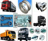 Förderwagen-Ersatzteile