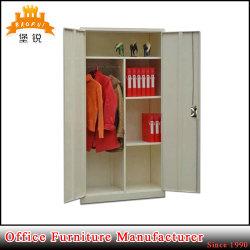 FAS-006 armadio in acciaio per armadio con serratura in ferro a due ante