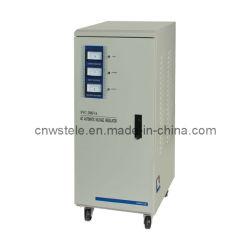مثبت جهد كهربي متردد تلقائي كامل ثلاثي الأطوار عالي الدقة (SVC/TNS)