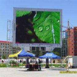 Outdoor Electronics Digital / Rue de la publicité de panneaux LED SMD3535 P5 Affichage LED Outdoor