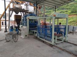 Мониторинг интервала QT10-15 Adobe производстве кирпича машины, инженерные и строительные машины