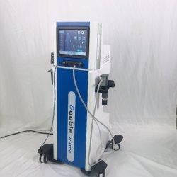 압축 공기를 넣은 탄도 전자기 충격파 Eswt 헬스케어 기구