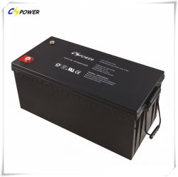 PV van de Omschakelaar van de Cyclus van Cspower de Diepe Batterij 12V 180ah van het Gel