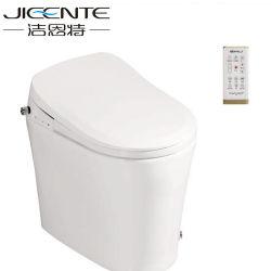 U 모양 우레아 즉시 격렬한 완전한 세트 지적인 세라믹 Bidet 화장실