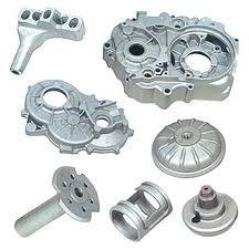 OEM 中国サプライヤ、 Wax サンド鋳造鋳造鋳造アルミ合金ダイキャストハウジング投資鋳造部品加工自動スペア部品ダイ鋳造