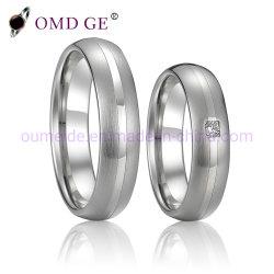 方法イタリア925の純銀製のリングの宝石類