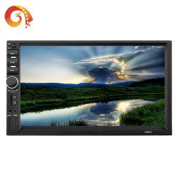 2 DIN 7880s Modelos de Automóveis Geral 7'' LCD de tela multitoque capacitiva Rádio Bluetooth do leitor de DVD
