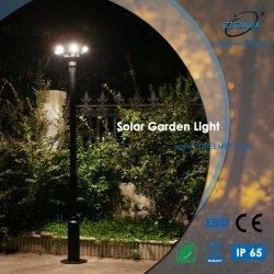 LED étanche paysage solaire lanternes de jardin pour l'éclairage extérieur