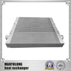 China Industrial de la barra de la placa de aluminio marino radiador intercambiador de calor