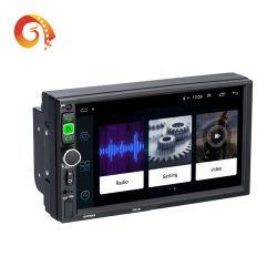 기관자전차 Speedmeter DVD 플레이어는 차 오디오를 가진 전차를 분해한다